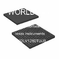 DS92LV1260TUJB - Texas Instruments