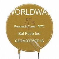 0ZRM0375FF1A - Bel Fuse - Fusibili ripristinabili - PPTC