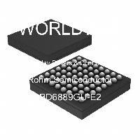 BD6889GU-E2 - ROHM Semiconductor - Display Drivers & Controllers