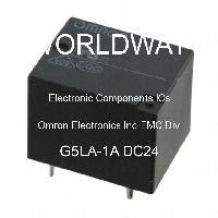 G5LA-1A DC24 - OMRON Electronic Components LLC