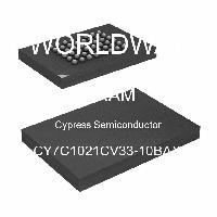 CY7C1021CV33-10BAXI - Cypress Semiconductor