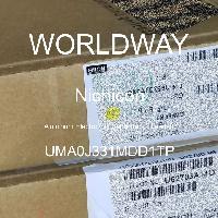 UMA0J331MDD1TP - Nichicon - Kapasitor Elektrolit Aluminium - Bertimbel