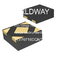 TLV70718DQNT - Texas Instruments - LDO Voltage Regulators