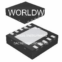 DAC102S085CISDX/NOPB - Texas Instruments