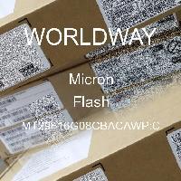 MT29F16G08CBACAWP:C - Micron Technology Inc - 플래시