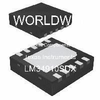 LM34910SDX - Texas Instruments