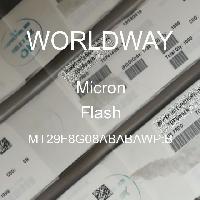 MT29F8G08ABABAWP:B - Micron Technology Inc - 플래시
