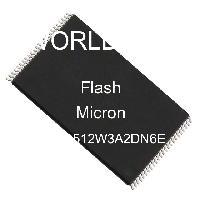 NAND512W3A2DN6E - STMicroelectronics - Flash