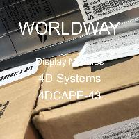 4DCAPE-43 - 4D Systems - Display Modules