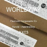 AX03 - Aavid Thermalloy - Electronic Components ICs