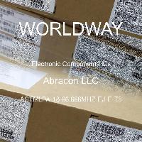 ASTMLPA-18-66.666MHZ-EJ-E-T3 - Abracon Corporation - CIs de componentes eletrônicos