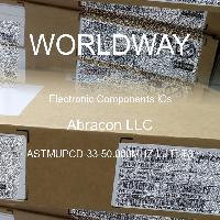 ASTMUPCD-33-50.000MHZ-LJ-E-T3 - Abracon Corporation - CIs de componentes eletrônicos