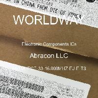 ASTMUPCE-33-16.000MHZ-EJ-E-T3 - Abracon Corporation - CIs de componentes eletrônicos