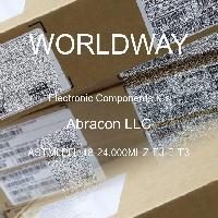 ASTMLPFL-18-24.000MHZ-EJ-E-T3 - Abracon Corporation - CIs de componentes eletrônicos