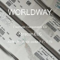 ASTMLPD-18-100.000MHZ-EJ-E-T3 - Abracon Corporation - CIs de componentes eletrônicos