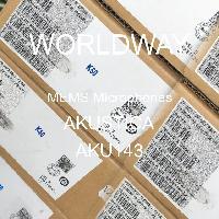 AKU143 - AKUSTICA - MEMS 마이크