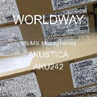 AKU242 - AKUSTICA - MEMS 마이크