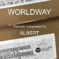 M-002546 - ALBERT - Electronic Components ICs