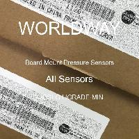 0.3PSI-G-HGRADE-MINI - All Sensors - Board Mount Pressure Sensors