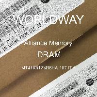 MT41K512M16HA-107 IT:A - Alliance Memory Inc - DRAM
