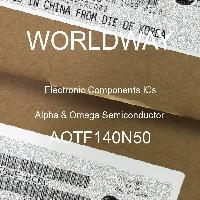 AOTF140N50 - Alpha & Omega Semiconductor - 전자 부품 IC