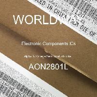 AON2801L - Alpha & Omega Semiconductor