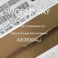 AS2830AU - Alpha & Omega Semiconductor - 전자 부품 IC