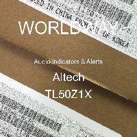 TL50Z1X - Altech - Indicadores de audio y alertas