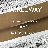 02130100PLCC28 - AMD - Electronic Components ICs
