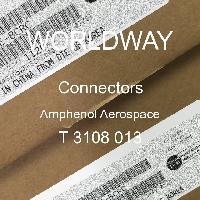 T 3108 013 - Amphenol Aerospace - Connectors