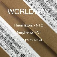 060312-110.7K-122-C1 - Amphenol FCI - Thermistors - NTC