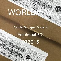 076915 - Amphenol FCI - サーキュラーミル仕様コンタクト