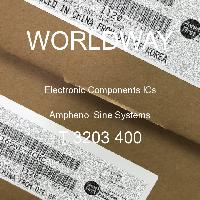 T 3203 400 - Amphenol Sine Systems - Electronic Components ICs