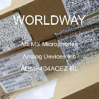 ADMP404ACEZ-RL - Analog Devices Inc - MEMS Microphones