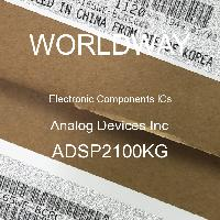 ADSP2100KG - Analog Devices Inc - Electronic Components ICs