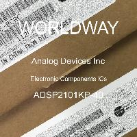 ADSP2101KP-40 - Analog Devices Inc - Electronic Components ICs