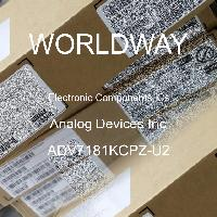 ADV7181KCPZ-U2 - Analog Devices Inc