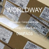 005FA03 - Analog Devices Inc - Electronic Components ICs