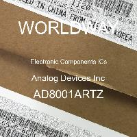 AD8001ARTZ - Analog Devices Inc - Electronic Components ICs