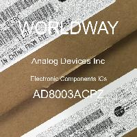 AD8003ACPZ - Analog Devices Inc - Electronic Components ICs