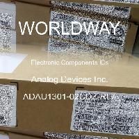ADAU1301-02CDZ-RL7 - Analog Devices Inc - Electronic Components ICs