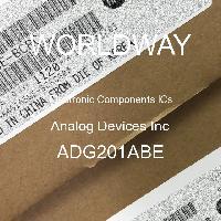 ADG201ABE - Analog Devices Inc