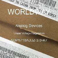 ADP1710AUJZ-3.0-R7 - Analog Devices Inc - Linear Voltage Regulators