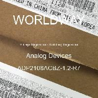 ADP2108ACBZ-1.2-R7 - Analog Devices Inc - Voltage Regulators - Switching Regulators