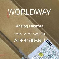 ADF4106BRU - Analog Devices Inc - Fase Terkunci Loop - PLL