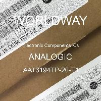 AAT3194TP-20-T1 - ANALOGIC