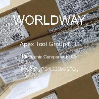 02CZ47 , PQ1L333M2SPQ , - Apex Tool Group LLC - CIs de componentes eletrônicos