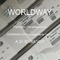 A 31-S1/SILVER - ASSMANN WSW components GmbH - IC Komponen Elektronik