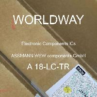 A 18-LC-TR - ASSMANN WSW components GmbH - Componente electronice componente electronice