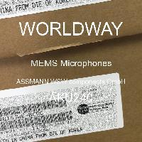 AKU240 - ASSMANN WSW components GmbH - MEMS-Mikrofone